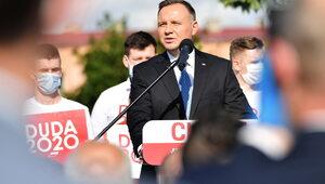 Prezydent: Chcę, żeby Polacy zarabiali średnio 2 tys. euro