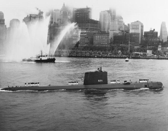 USS Nautilus (SSN-571)