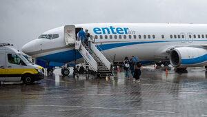 Awaryjne lądowanie polskiego samolotu w Etiopii. Jest komunikat MSZ