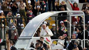 Franciszek: Kościół w Iraku żyje