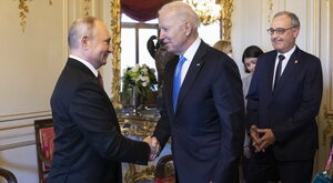 Sygnały Biden-Putin