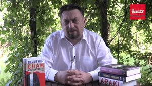 """Otoka-Frąckiewicz: """"Nigdy Więcej"""" stworzyło listę ksiąg zakazanych...."""