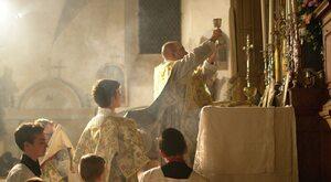 Toast najpierw za mszę, potem dopiero za papieża