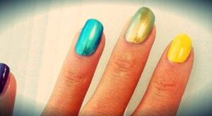 Siła kobiecych paznokci