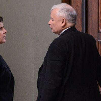 Poważny konflikt między Kaczyńskim a Szydło?