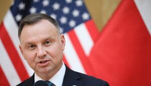 Andrzej Duda w USA. Nie spotka się z Joe Bidenem
