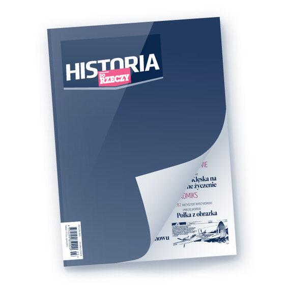 Półroczna prenumerata miesięcznika Historia Do Rzeczy