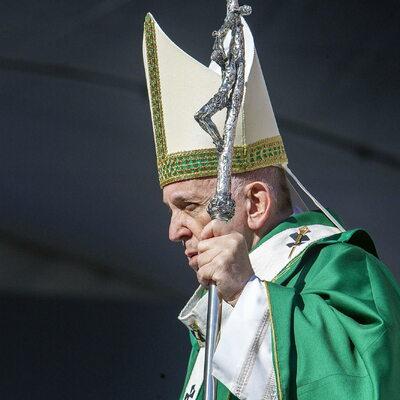 """""""Umrę w Rzymie"""". Papież wyznał, czy boi się śmierci"""