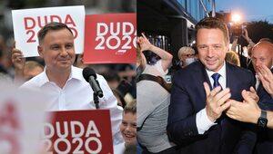 Sondaż: Na kogo zagłosują wyborcy przegranych kandydatów?