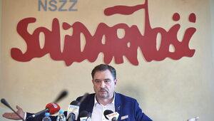 """Szef """"Solidarności"""" pisze do premiera Morawieckiego"""