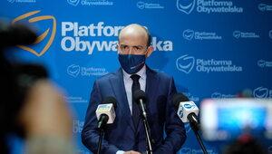 Sondaż: Jaką partią jest PO? Polacy mieli duże kłopoty z odpowiedzią