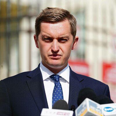 Kaleta: Kiedy my reformowaliśmy sądy, Girzyński bywał na imprezach ze...