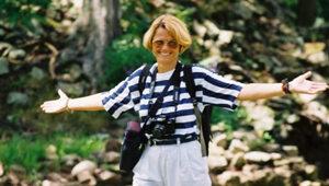 Monika Rogozińska laureatką nagrody The Explorers Club