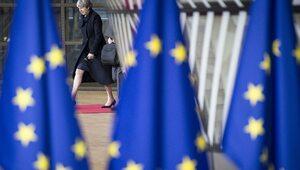May: Odrzucenie porozumienia ws. Brexitu byłoby katastrofą