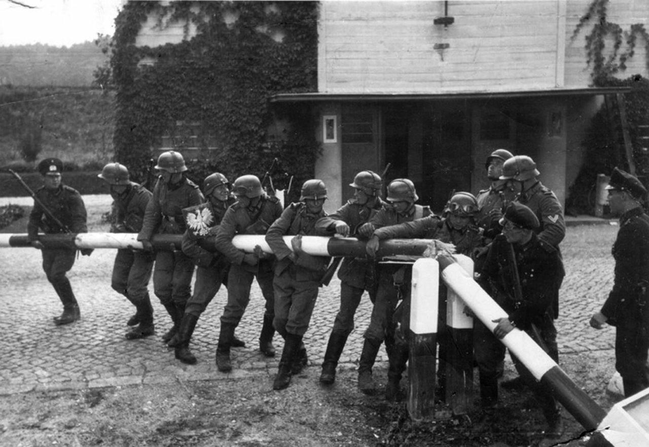 1 września 1939 roku. Niemcy wkraczają do Polski