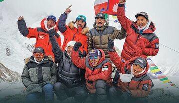 16 stycznia Szerpowie stanęli na K2 – ostatnim ośmiotysięczniku, którego nikt wcześniej nie zdobył zimą