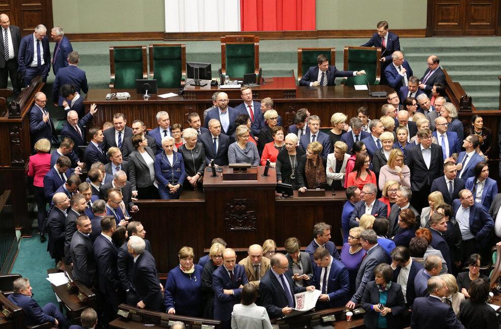 34. posiedzenie Sejmu