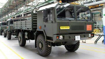 500 samochodów Jelcz 442.32. trafi do Wojsk Obrony Terytorialnej