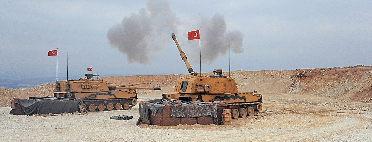 9 października tureckie wojska rozpoczęły inwazję na kurdyjskie miasta i wsie na terenie północnej Syrii