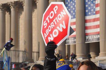 Aborcja w USA, zdjęcie ilustracyjne