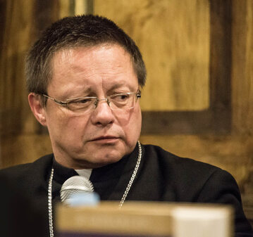 Abp Grzegorz Ryś, metropolita łódzki