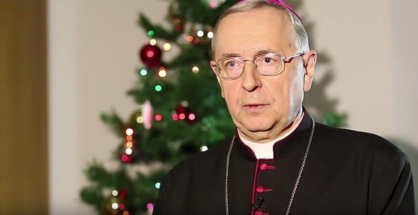Abp Stanisław Gądecki, przewodniczący KEP