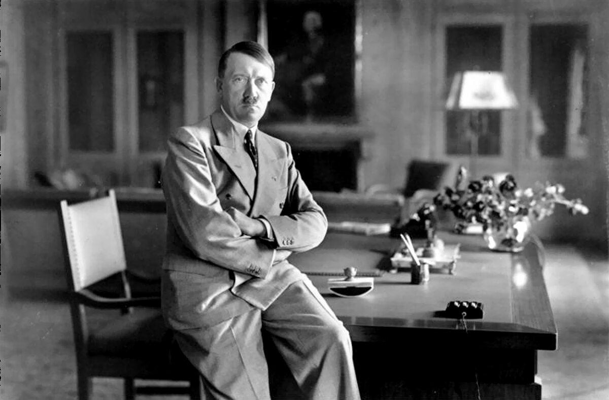 Adolf Hitler w 1936 r.