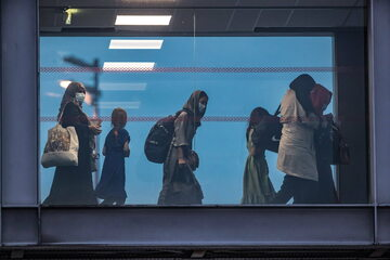 Afgańczycy ewakuowani z Kabulu