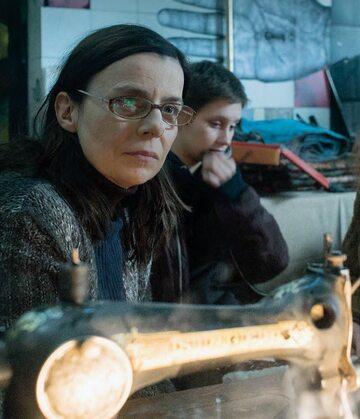 Agata Kulesza nie dostała w filmie Jakimowskiego żadnego sensownego zadania aktorskiego