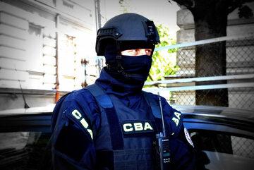 Agenci CBA w Kleszczowie
