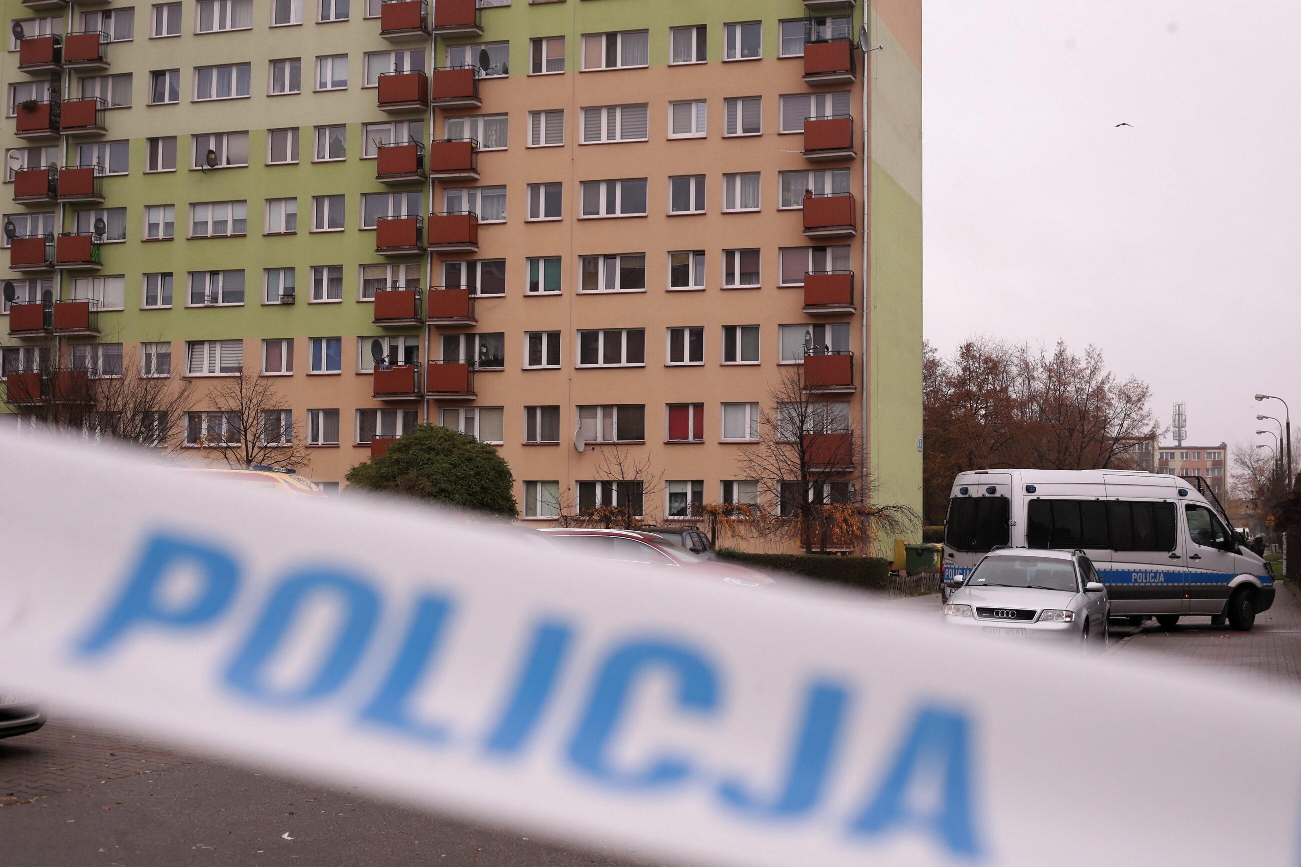 Akcja służb w Płocku