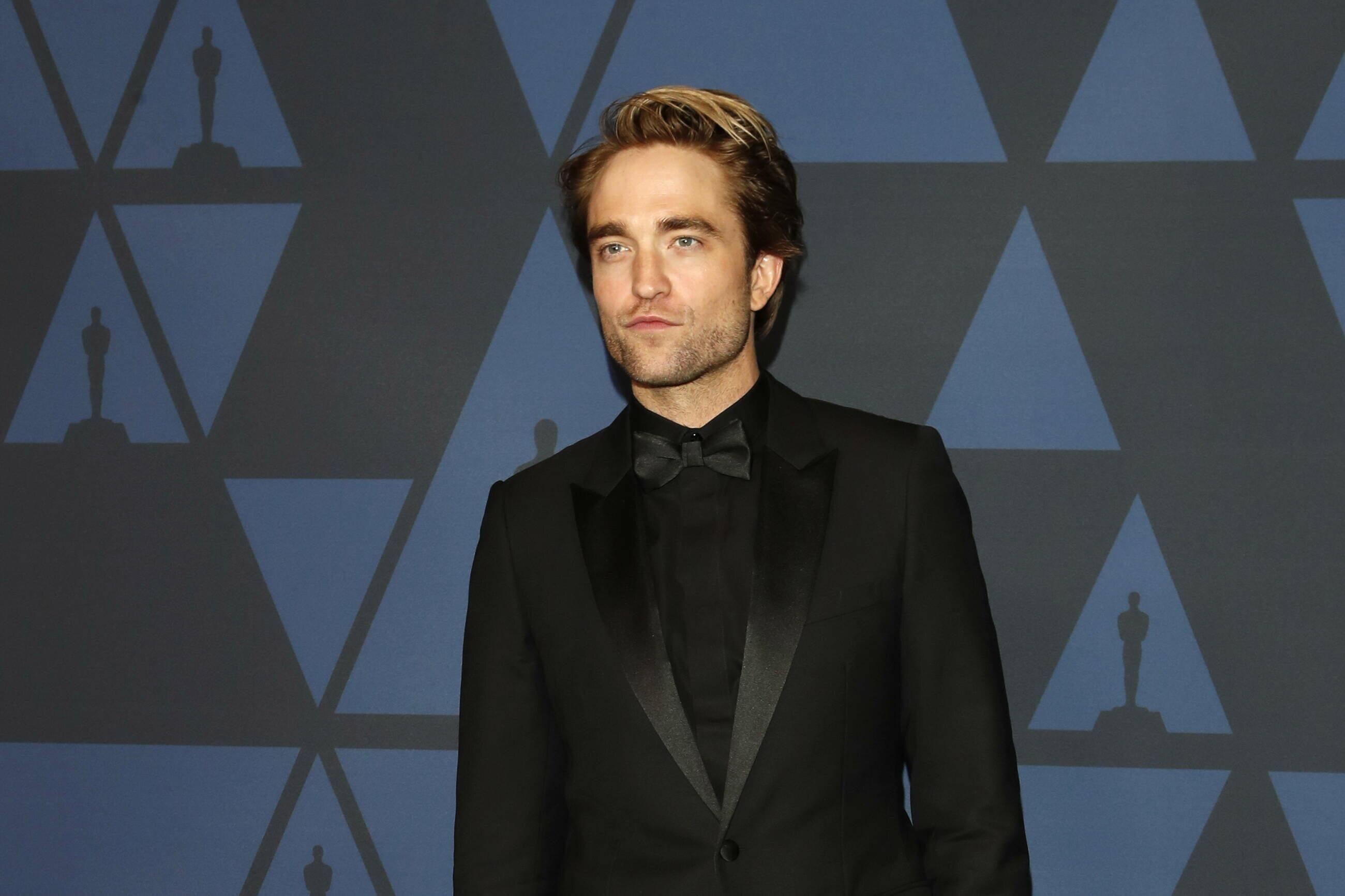 Aktor Robert Pattinson