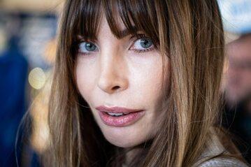 Aktorka Agnieszka Dygant