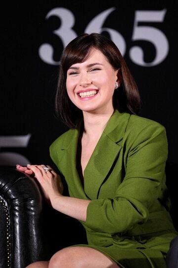 Aktorka Anna Maria Sieklucka