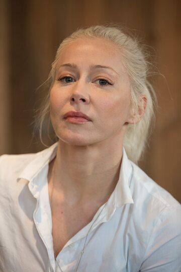 Aktorka Katarzyna Warnke