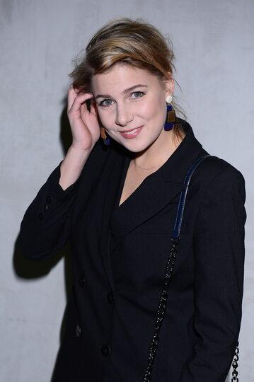 Aktorka Marta Wierzbicka