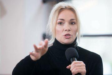 Aktorka Sonia Bohosiewicz