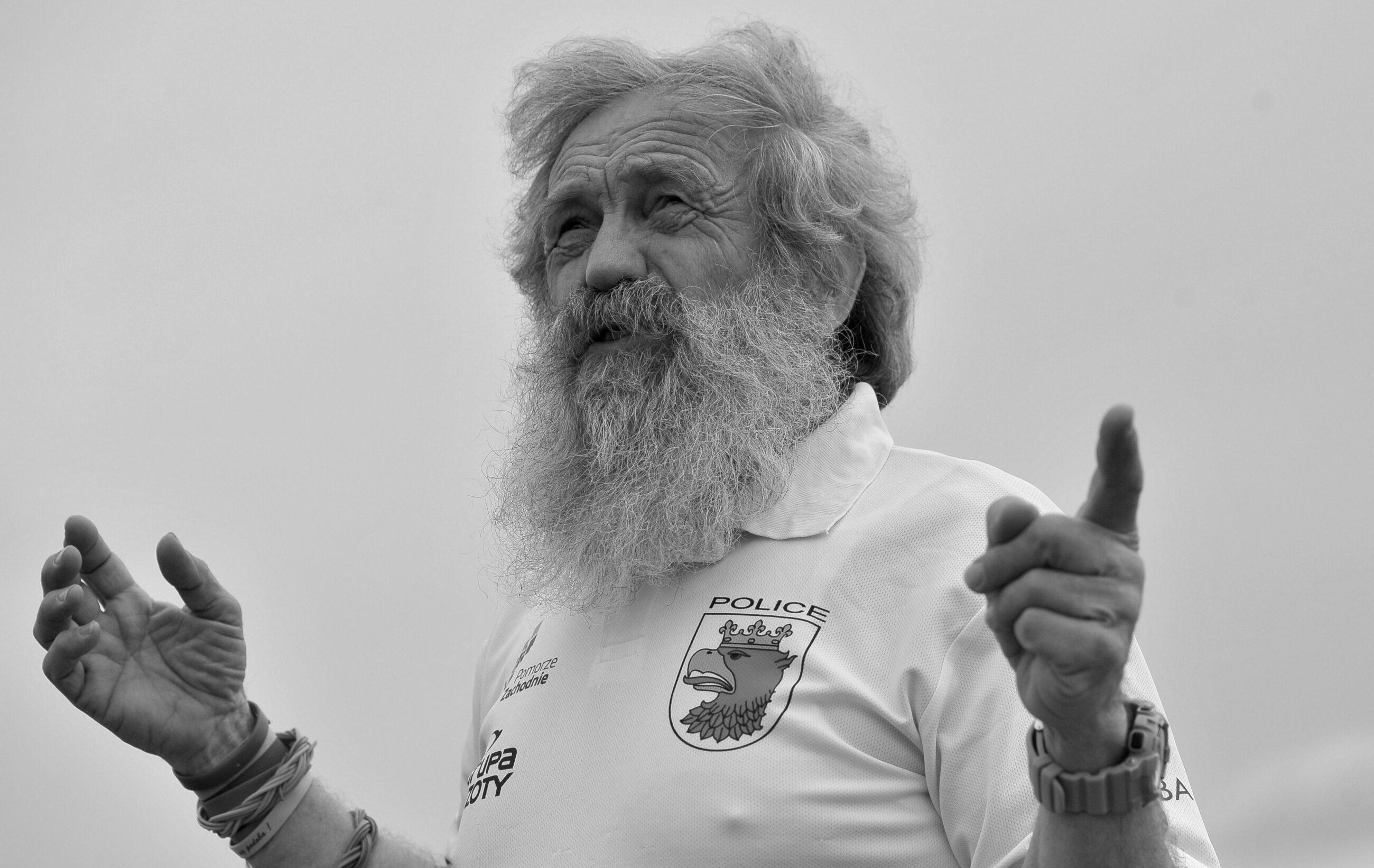 Aleksander Doba w kwietniu 2017 roku