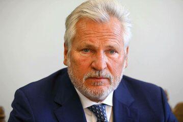 Aleksander Kwaśniewski, były prezydent