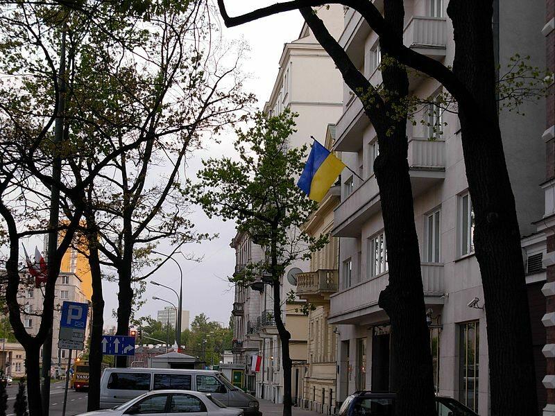 Ambasada Ukrainy w Warszawie