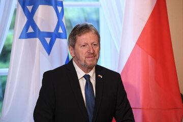 Ambasador Państwa Izrael w RP Alexander Ben-Zvi
