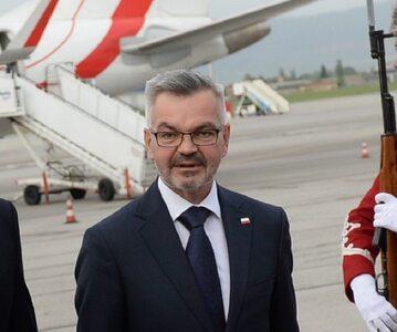 Ambasador Rzeczypospolitej Polskiej w Moskwie Krzysztof Krajewski