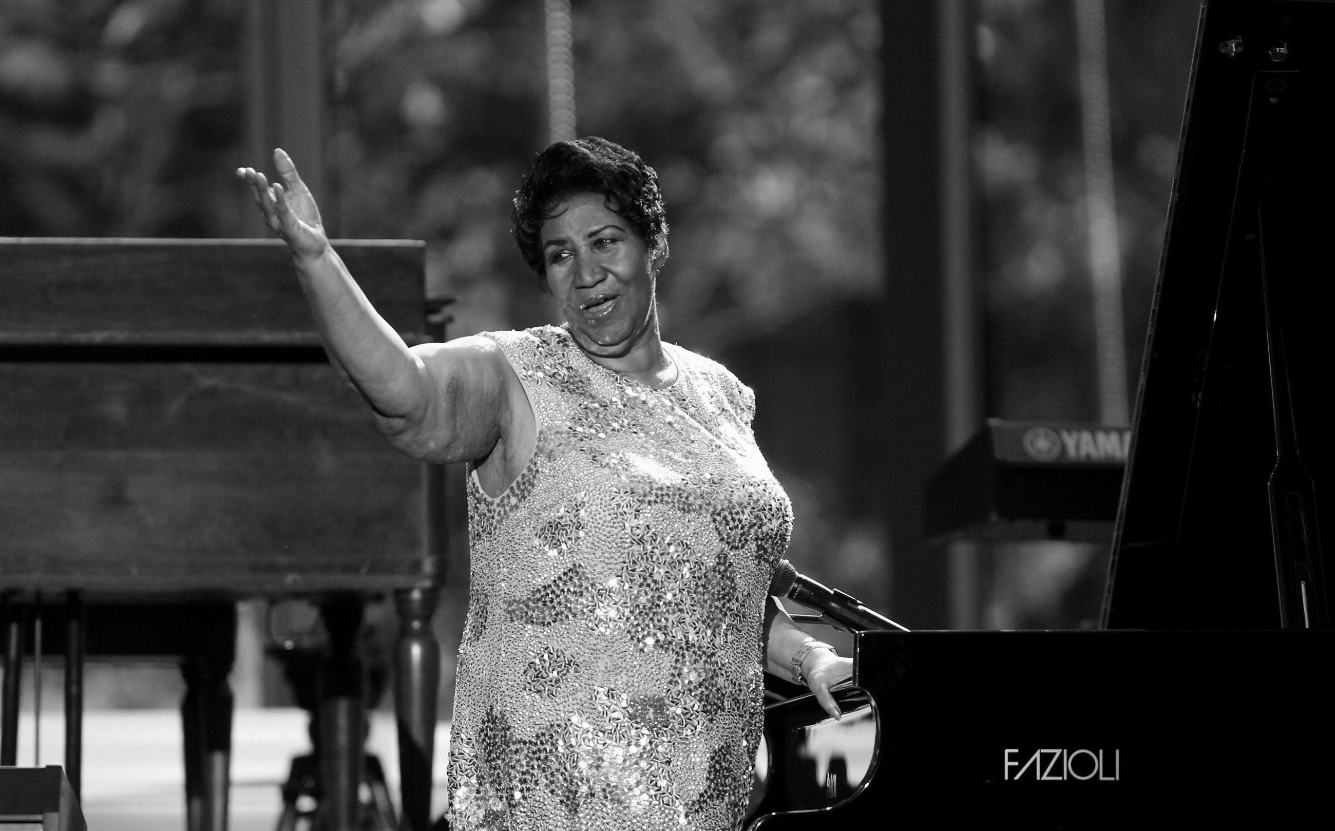 Amerykańska artystka Aretha Franklin zmarła w wieku 76 lat