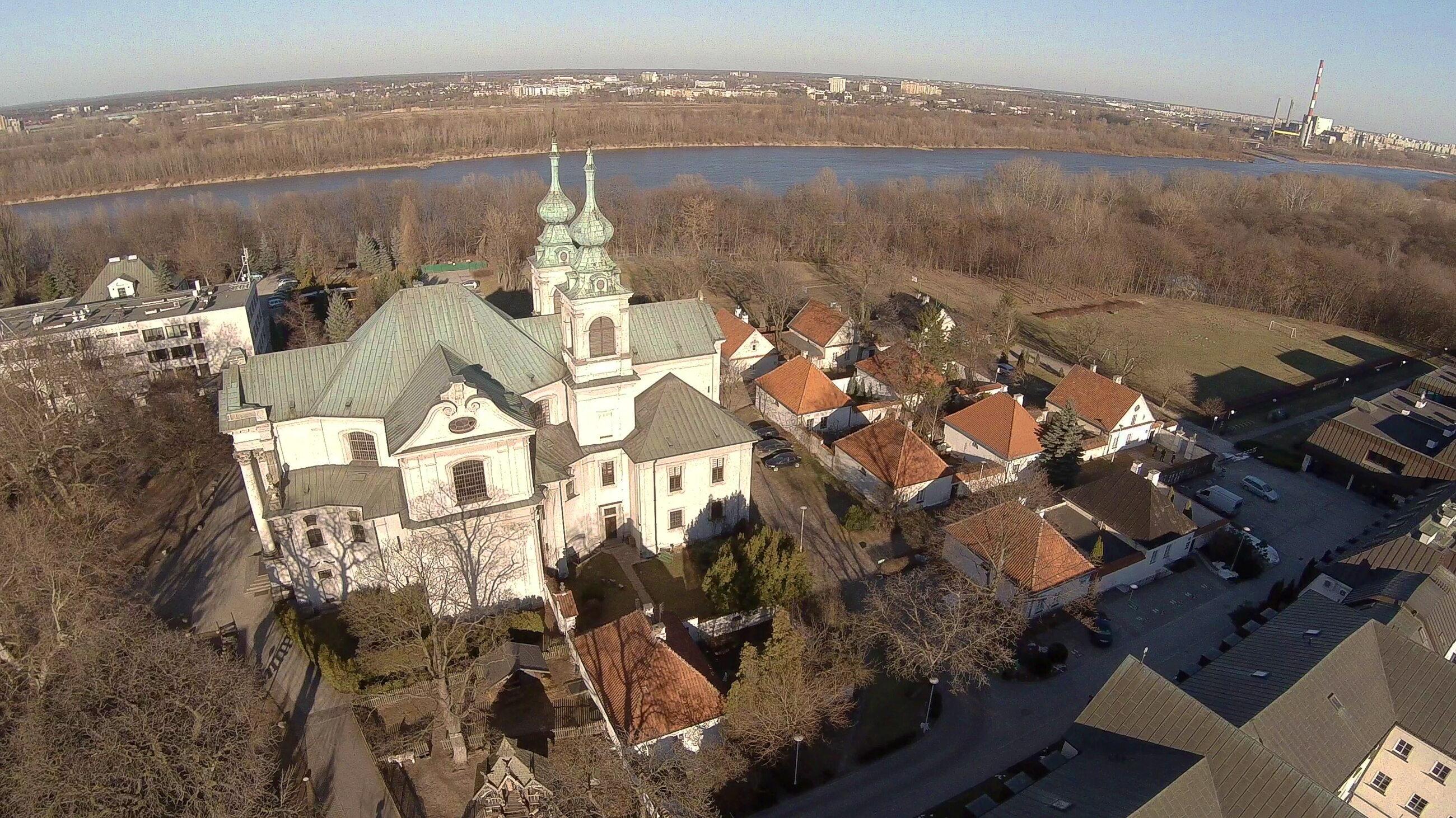 ampus Uniwersytetu Kardynała Stefana Wyszyńskiego