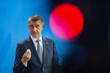 Andrej Babisz, premier Czech