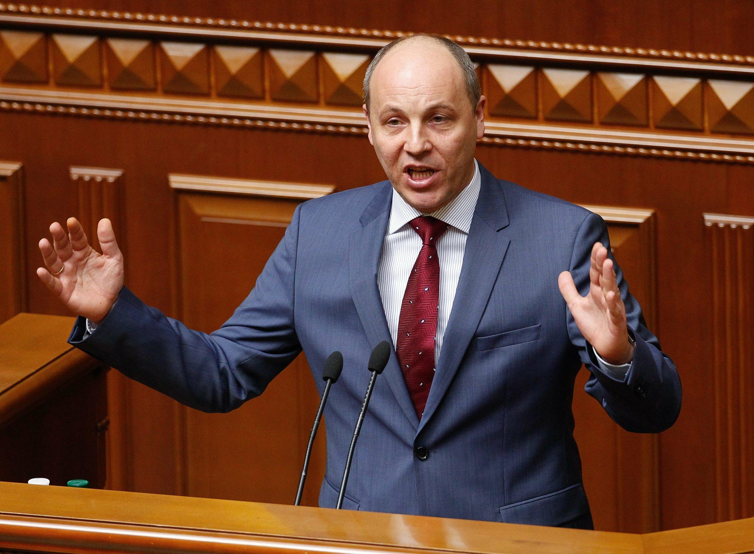 Andrij Parubij