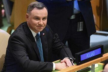 Andrzej Duda na szczycie klimatycznym ONZ