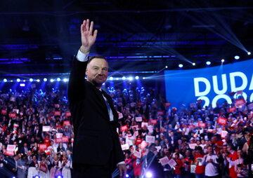 Andrzej Duda, prezydent