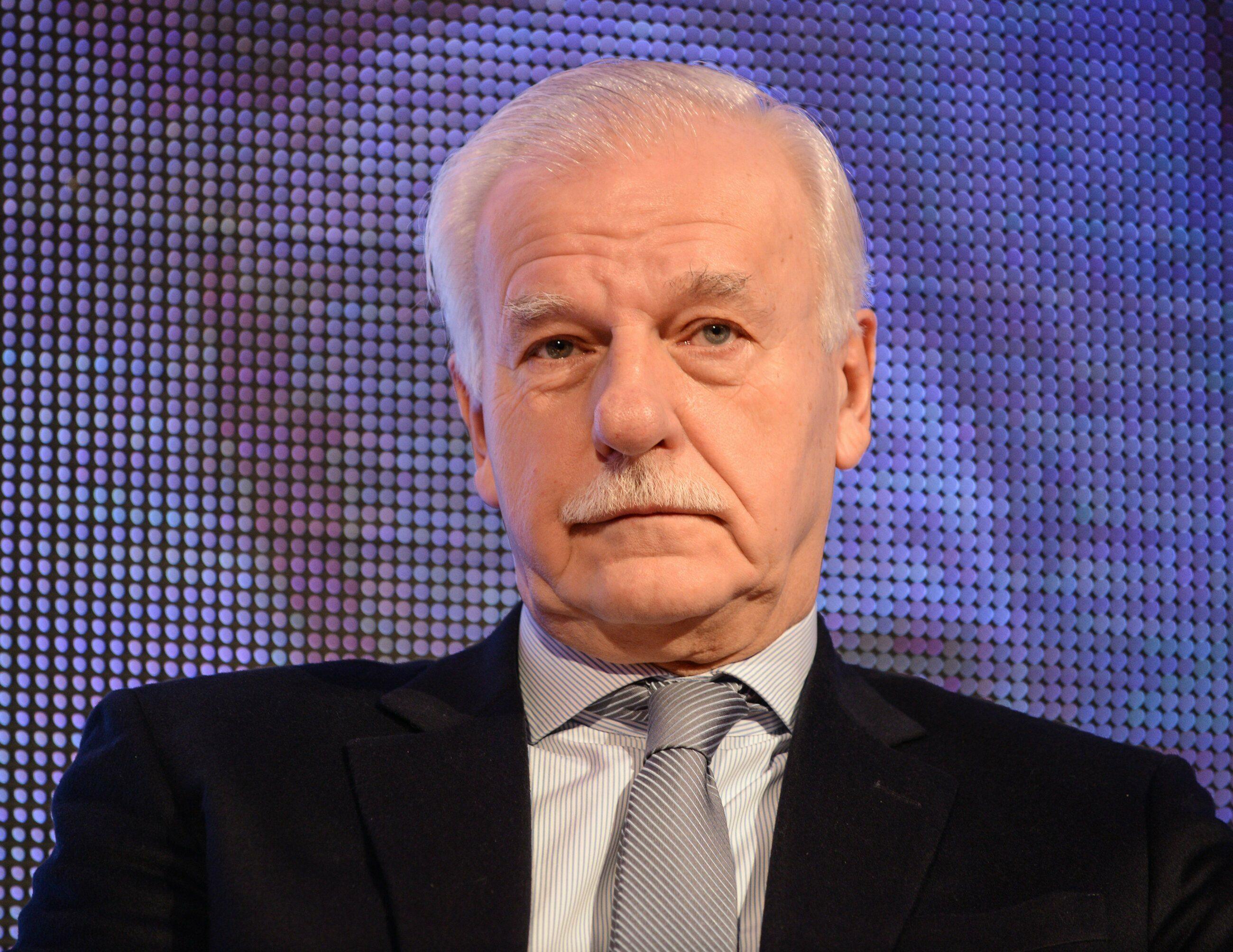 Andrzej Olechowski, były minister spraw zagranicznych i były minister finansów