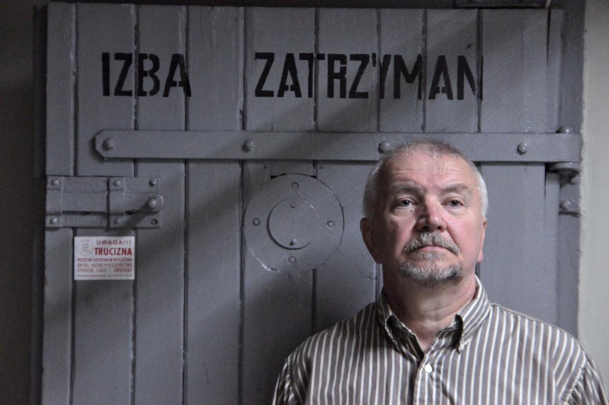 Andrzej Rozpłochowski, fot. Łukasz Kobiela